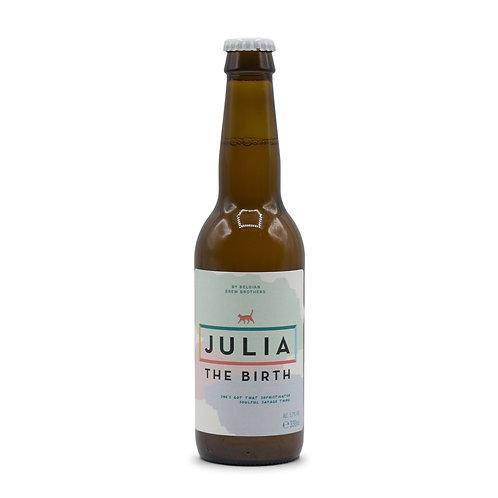 Julia The Birth - Apero Bier