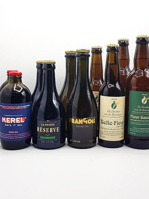 Bier Pakket Double Hop   Beer Box Double Hop