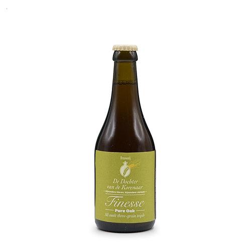Finesse Pure Oak De Dochter van de Korenaar - Belgische Tripel