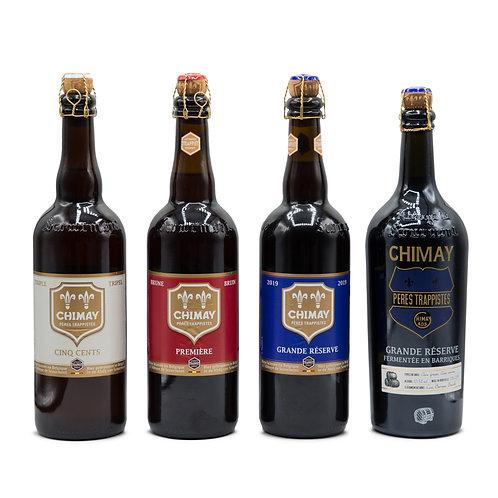 Chimay Trappist Bier Pakket
