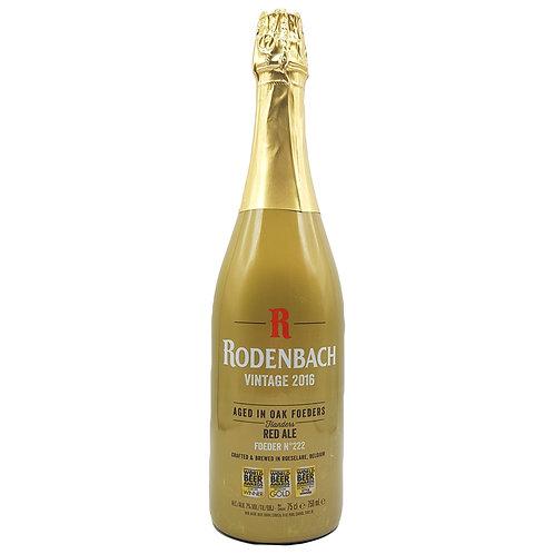 Rodenbach Vintage 2016 Vlaams Roodbruin Bier