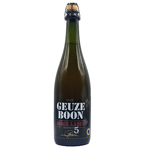 Boon Oude Geuze Black Label Edition N°5