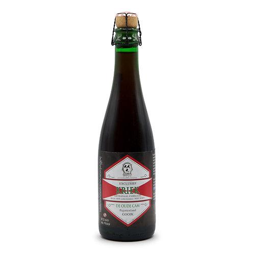 De Cam Oude Kriek Exclusief Lambiek Bier