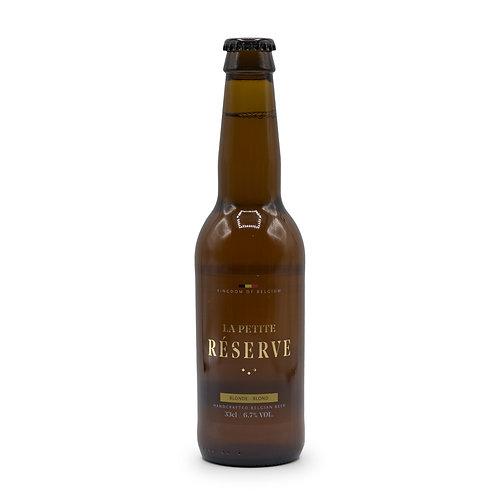 La Petite Réserve Blonde Speciaal Bier