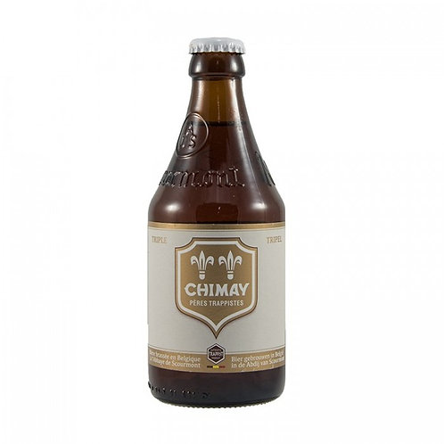Chimay Trappist Tripel White