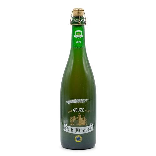 Oud Beersel Oude Geuze (2020)  75cl