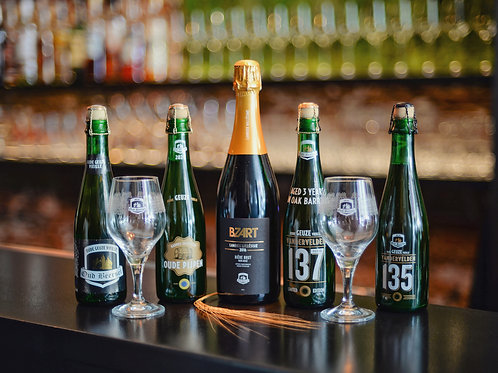 Oud Beersel Geuze Collection