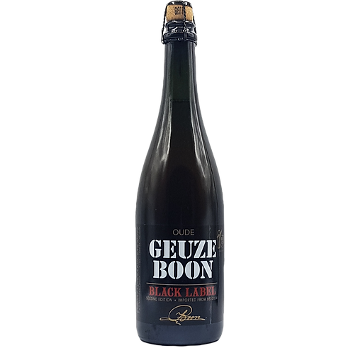 Boon Oude Geuze Black Label Edition N°2