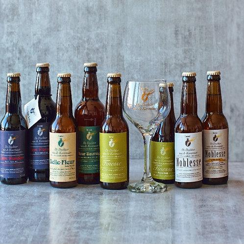 Dochter van de Korenaar Speciaalbier + Glas