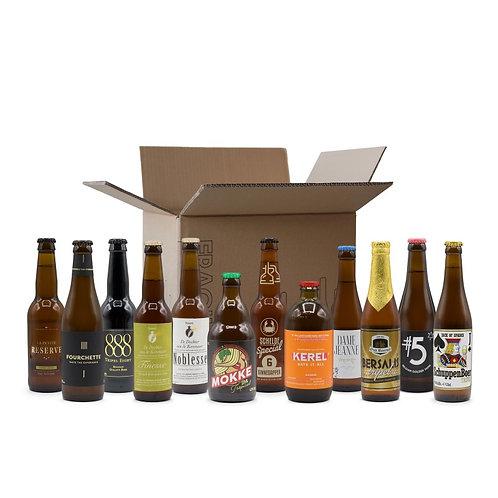Belgisch Blond Bier Pakket - Box