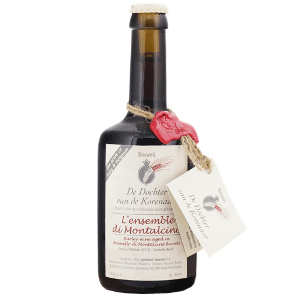 De Dochter van de Korenaar - L'ensemble di Montalcino