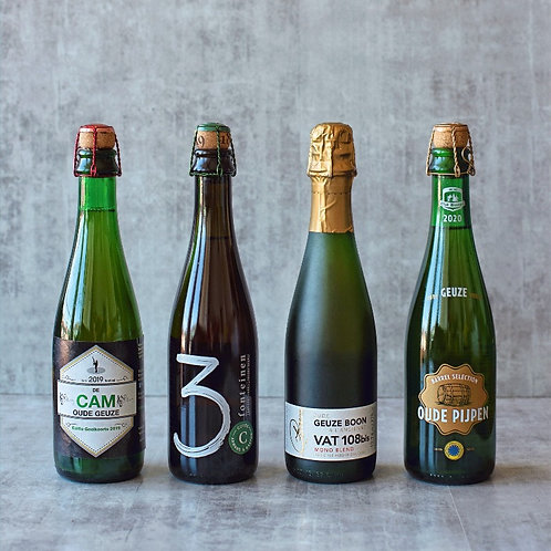 Oude Geuze Speciale editions