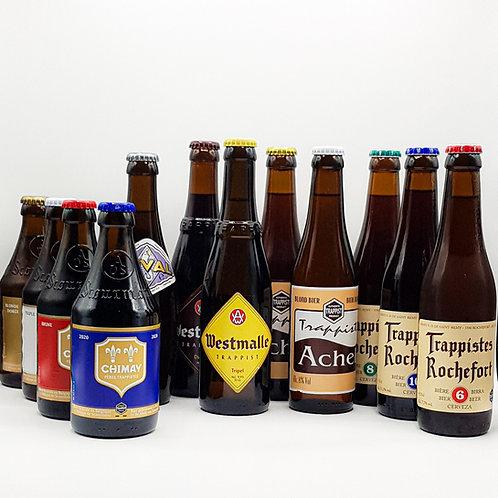 Bier Pakket Trappist bieren