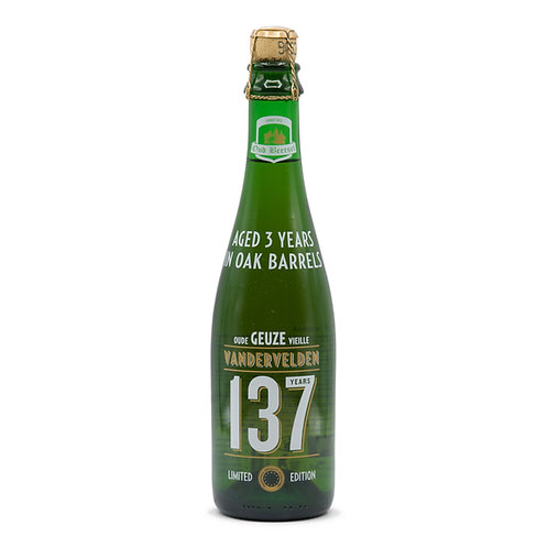 Oud Beersel Vandervelden 137 Geuze Bier