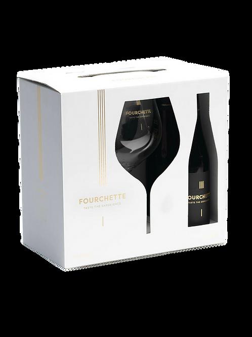 Fourchette Bier Geschenk Pakket + Glas