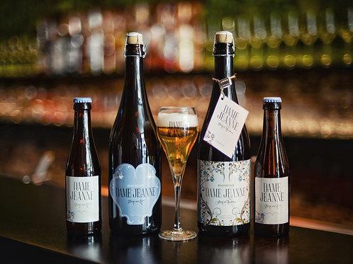 Dame Jeanne Belgian Brut Beer