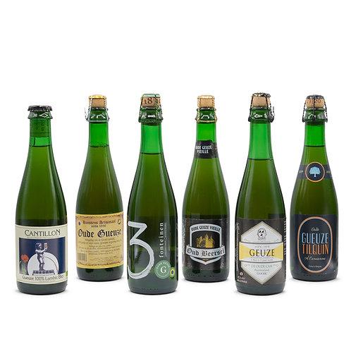 Bier Pakket Geuze Selectie | 6 x 37.5cl