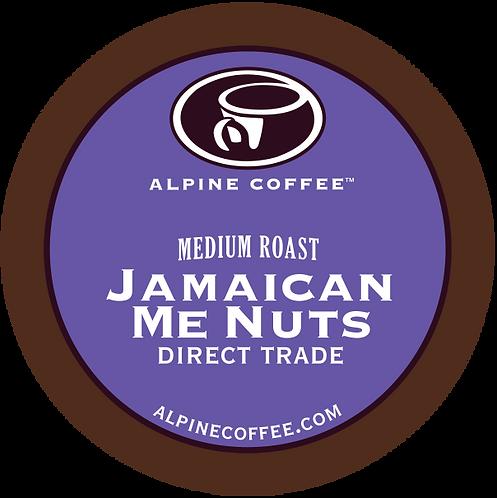 Jamaican Me Nuts (K-Cup, 12 oz., 1 lbs., 2 lbs., or 5 lbs.)