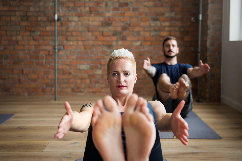 Intermediate Pilates - level 2/3
