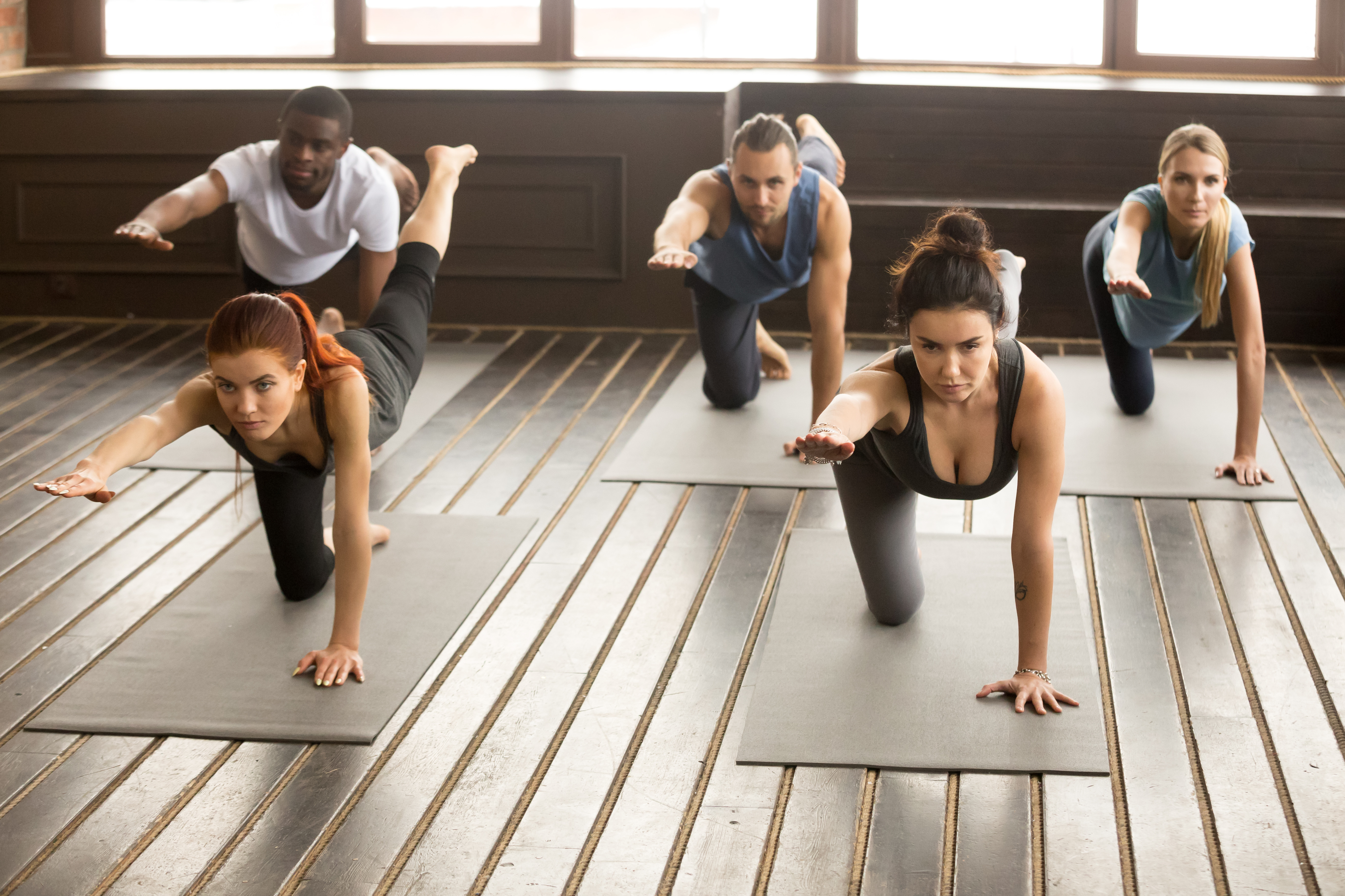 Improvers Pilates - Level 1/2