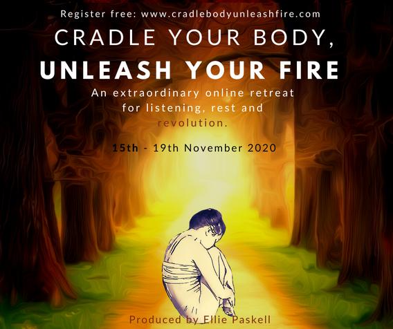 Golden Your Body, Unleash Your Fire Facebook