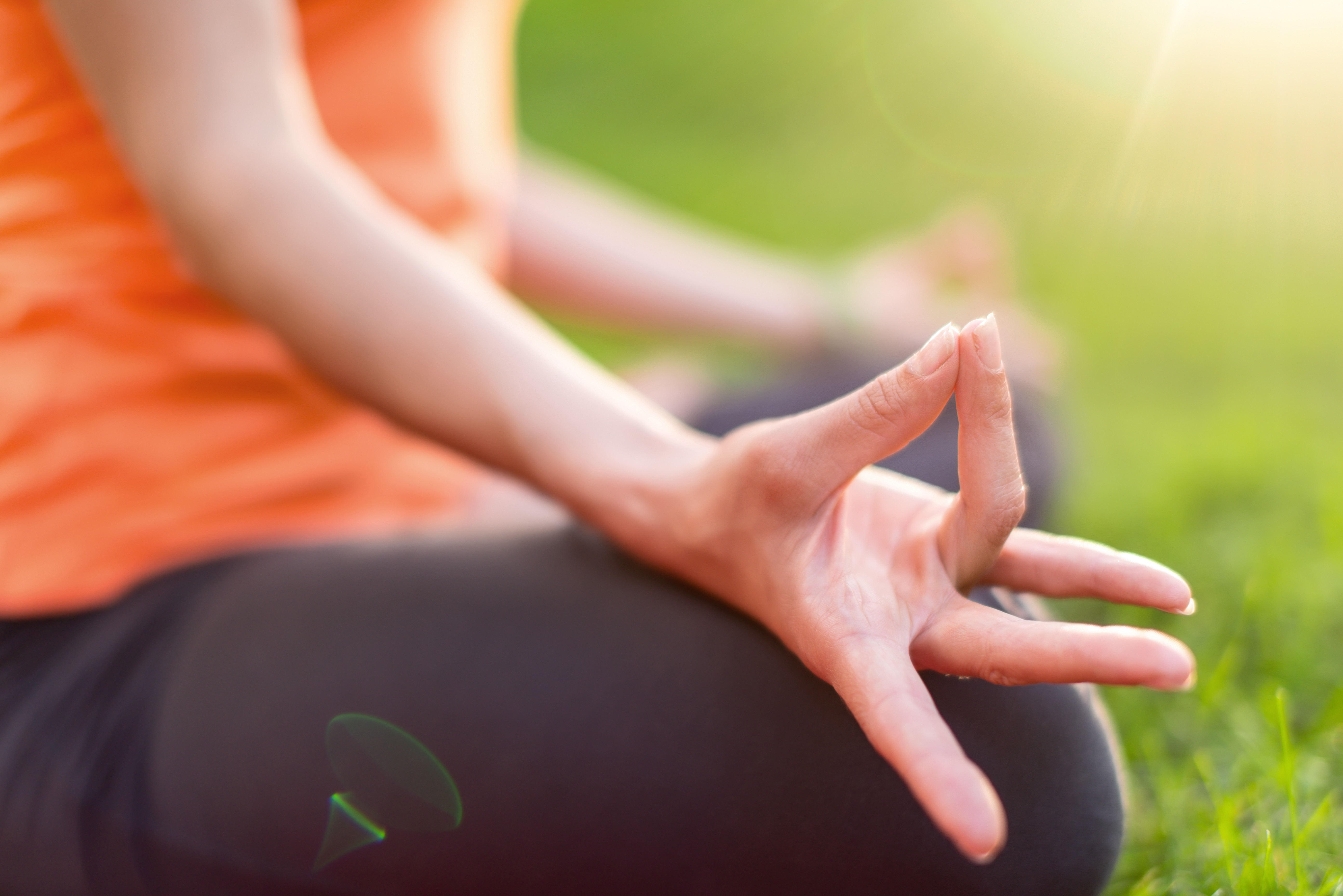 Mindfulness for Wellbeing