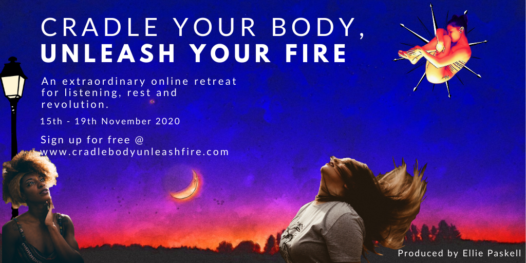 Magical Cradle Your Body, Unleash Your Fire Email