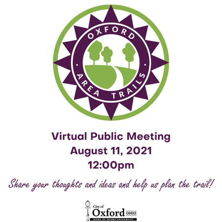 Help us plan the next phase of the Oxford Area Trail System!