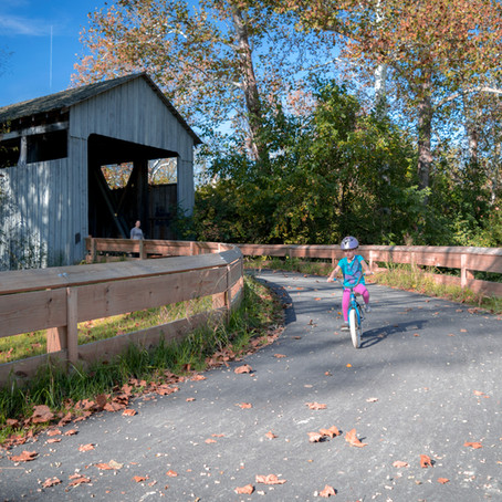 With Climate and Quality of Life Impacts in Mind, 12-Mile Trail Loop Has Begun to Take Form
