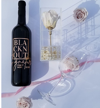 BLACKnOUT Mothers Day Gift Single Rose Box