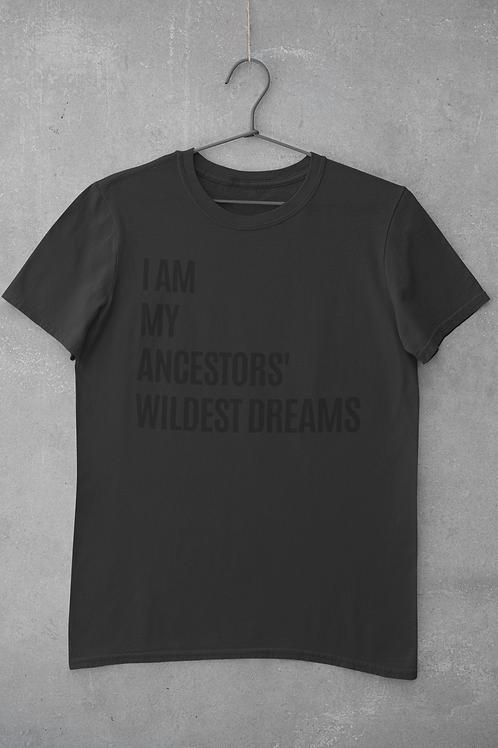 """BLACKnOUT """"Ancestors'"""" T-Shirt"""