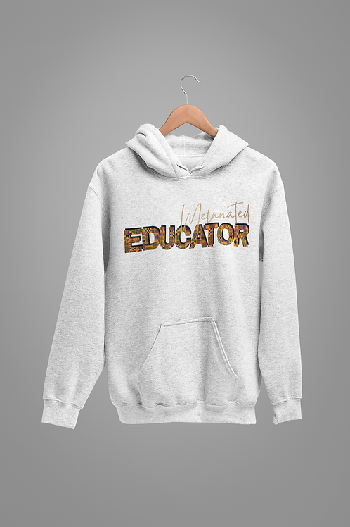 """BLACKnOUT Muse Collection - """"EDUCATOR"""" Edition Hoodie"""