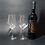 Thumbnail: BLACKnOUT Signature WINE w 2 Etched Wine Glasses