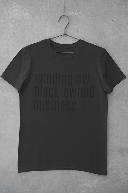 "BLACKnOUT ""Minding"" T-Shirt"