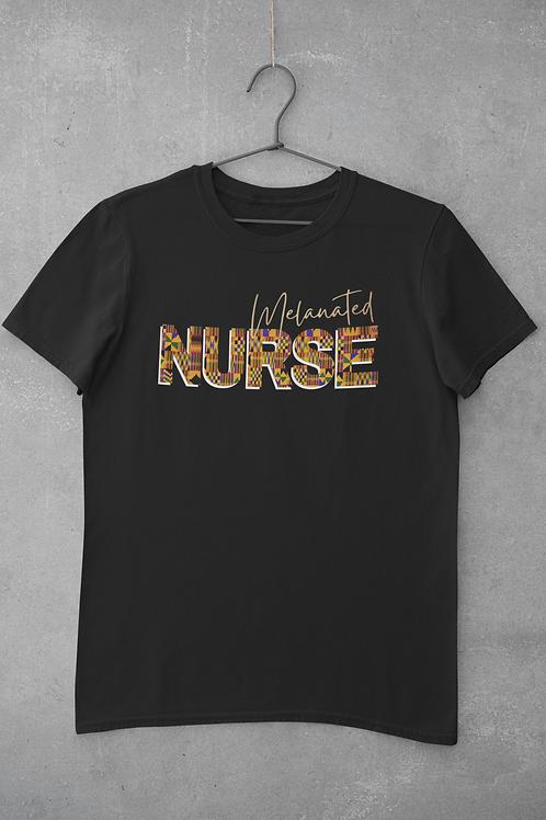 "BLACKnOUT MUSE COLLECTION ""NURSE"" Edition -Tshirt"