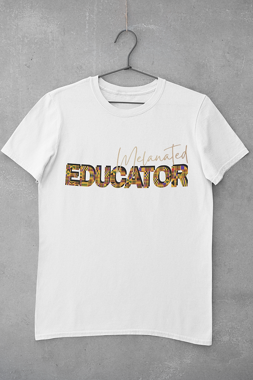 """BLACKnOUT Muse Collection - """"EDUCATOR"""" Edition Tshirt"""