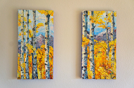 "Pando 3 & 4 ""I Spread"", 2015"