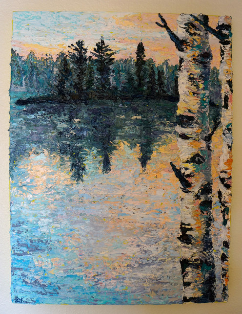 Boundary Waters, 2015