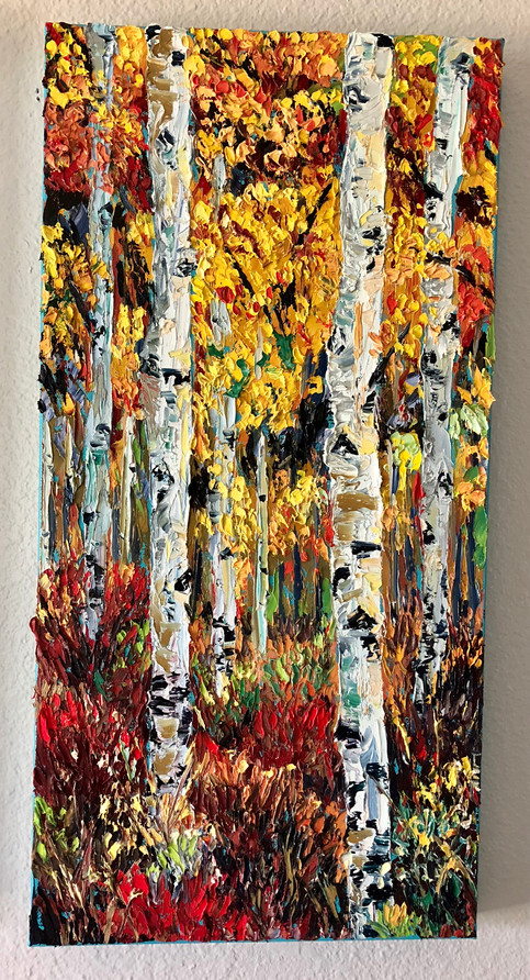 """Autumn, 2018 (From """"Four Seasons, 2018"""" series"""