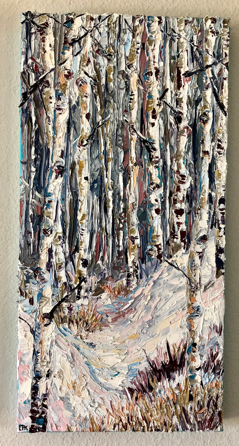 """Winter, 2018 (From """"Four Seasons, 2018"""" series"""