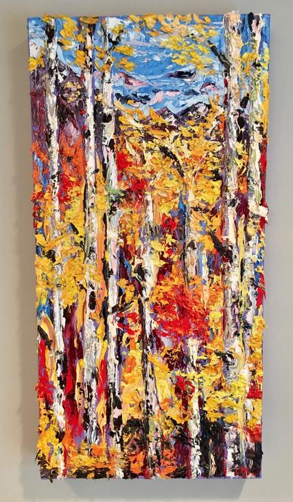 "Pando 4 ""I Spread"", 2016"