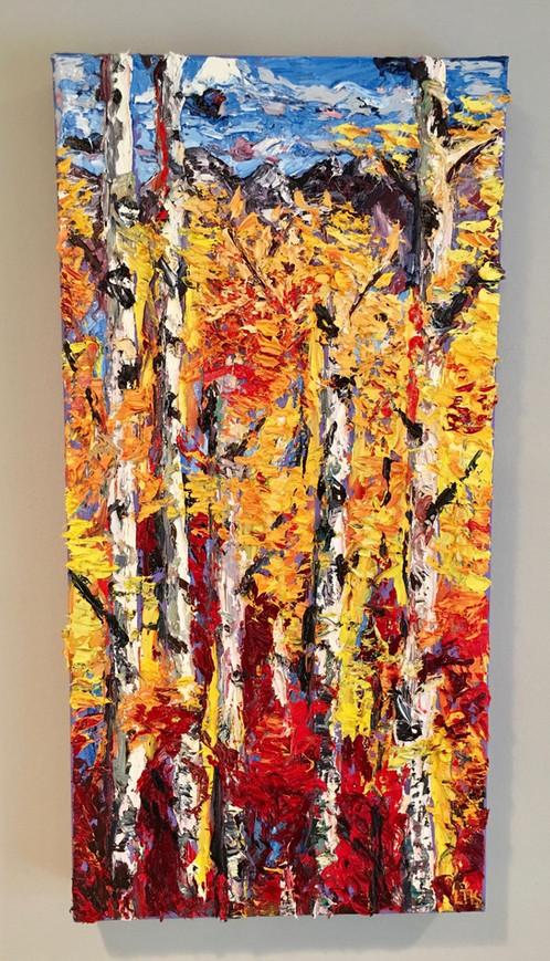 "Pando 5 ""I Spread"", 2016"
