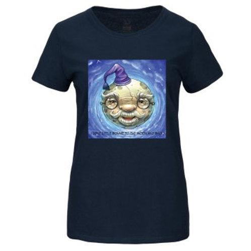 """To The Moon"" women's t-shirt"