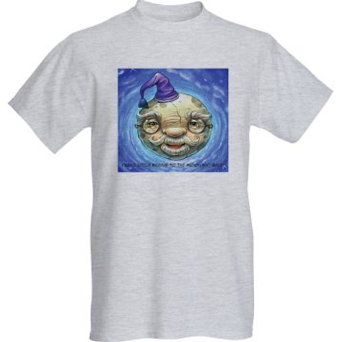 """To The Moon"" men's t-shirt"