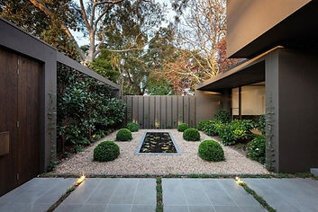 Petit jardin sec | monjardinencouleur