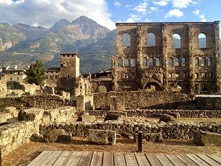 Aosta_AnfiteatroRomano_2_Lovera_2017_Clu