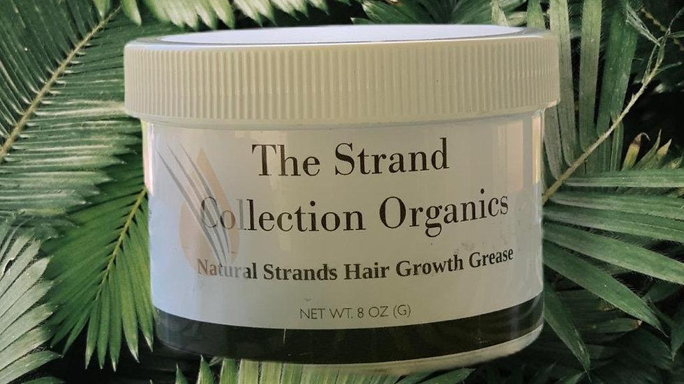 Natural Strands Hair Growth Grease-8oz