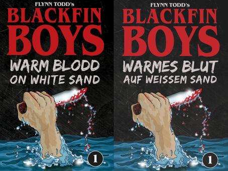 Blackfin Boys in Englisch
