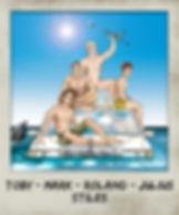 Blackfin Boys (Polaroid Gruppenbild)