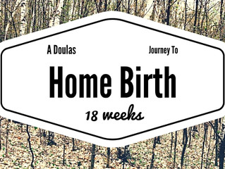 A Doulas Journey to Home Birth: 18 Weeks
